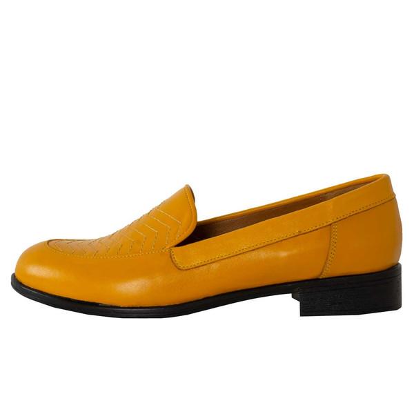 کفش زنانه پارینه چرم مدل show72-4
