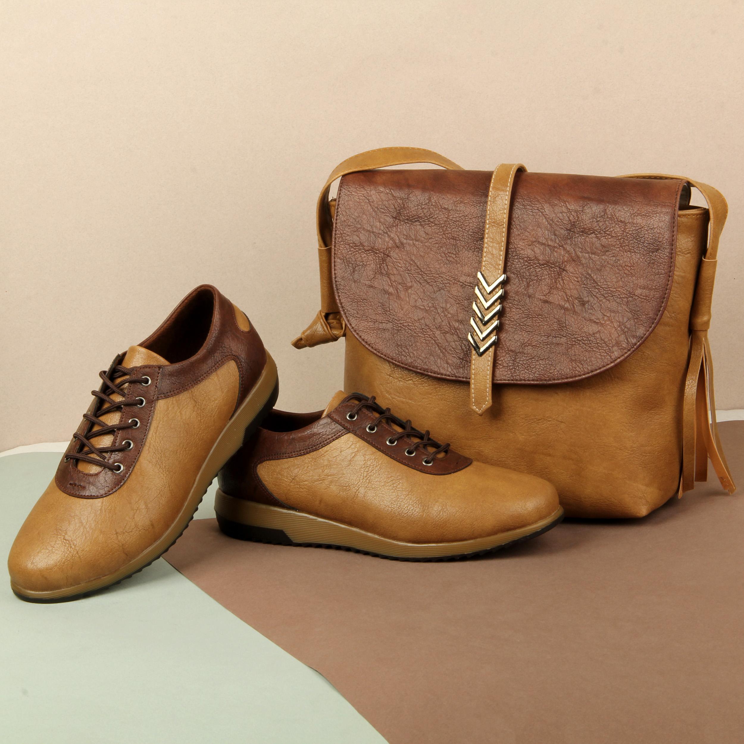 ست کیف و کفش زنانه باب مدل ثمین کد 928-3 main 1 10