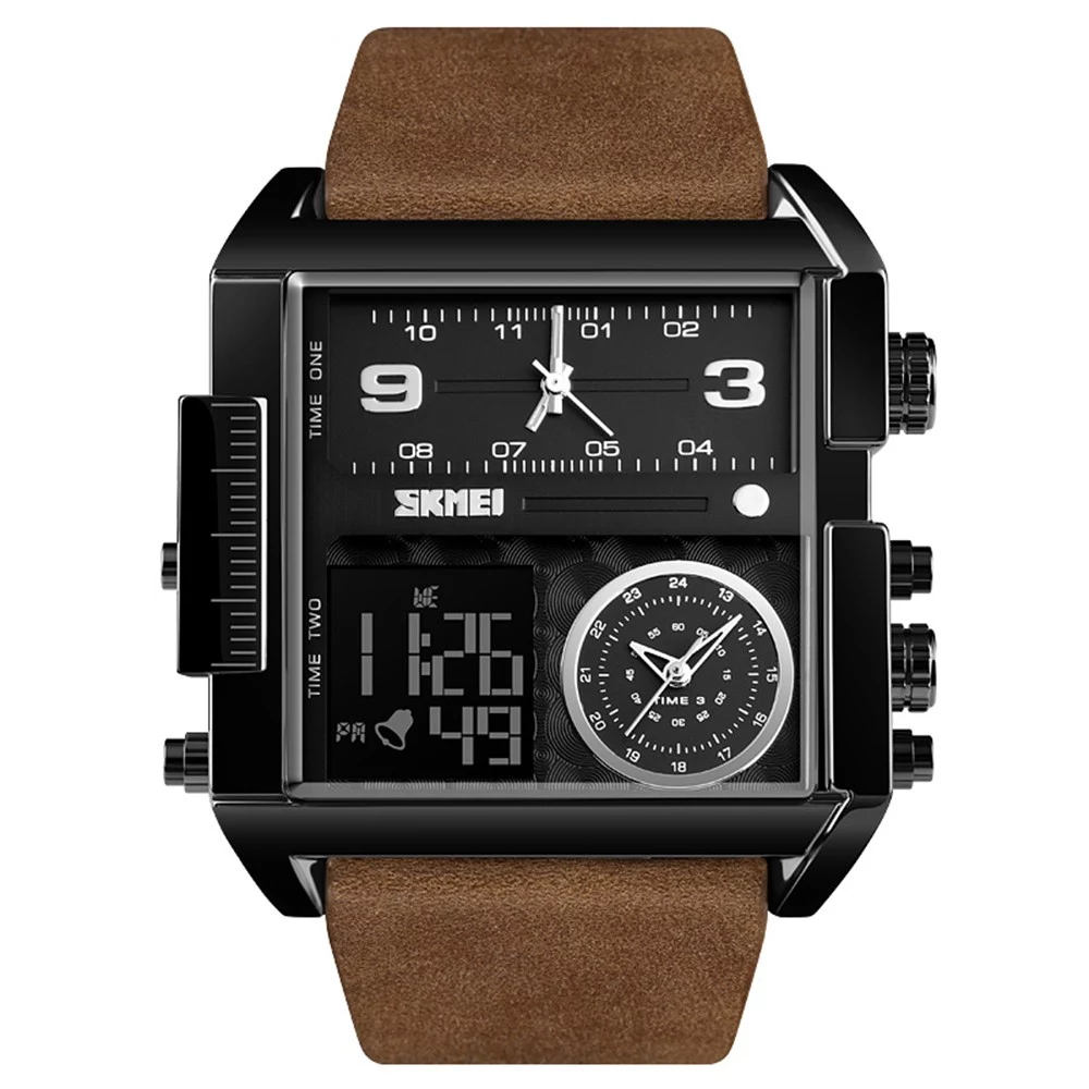 ساعت مچی عقربه ای مردانه اسکمی مدل 91-13 -  - 6