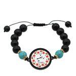 دستبند زنانه ناکسیگو طرح راضیه کد BR4138