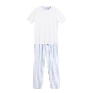 ست تی شرت و شلوار مردانه مانگو مدل DN587PYJ
