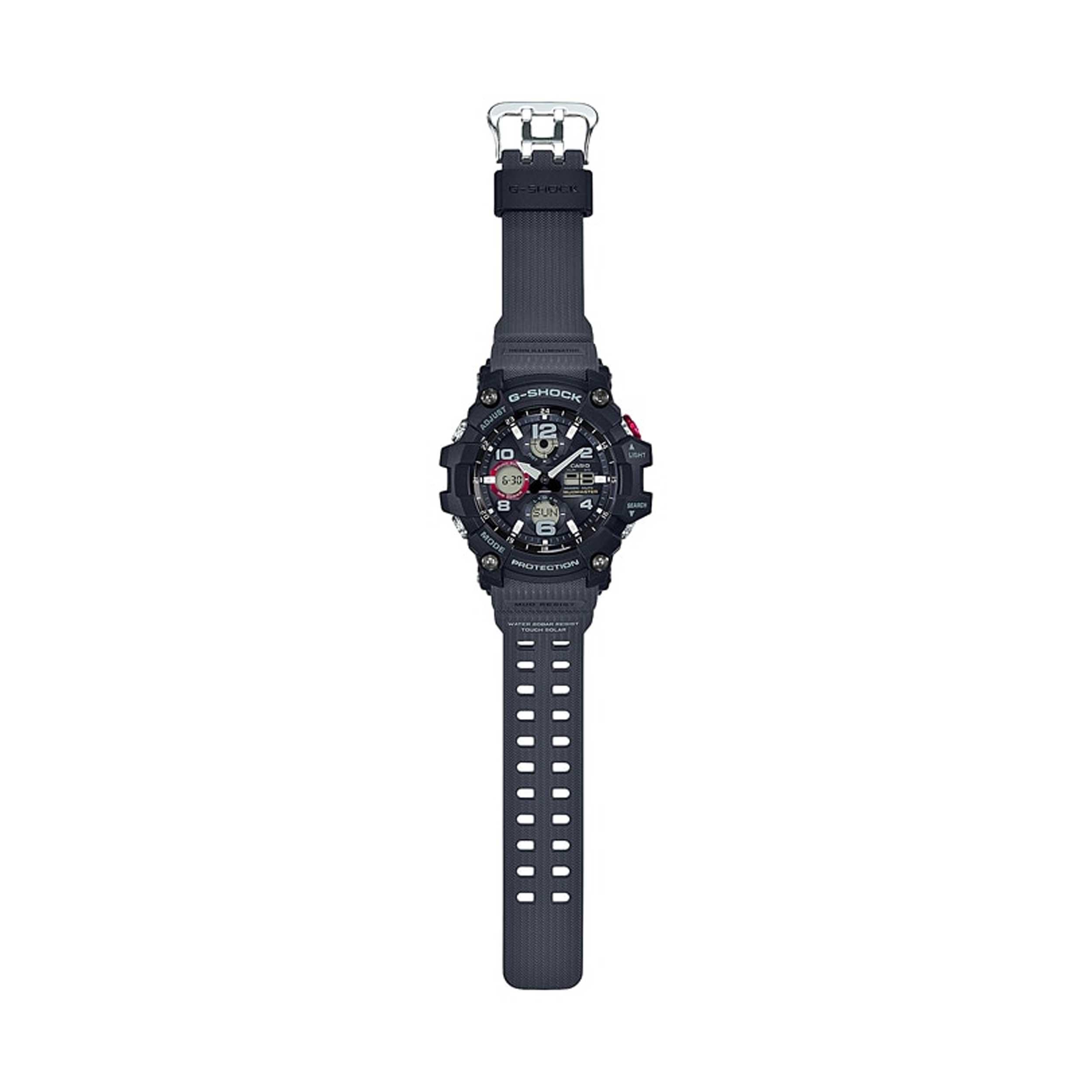 ساعت مچی عقربهای مردانه کاسیو مدل GSG-100-1A8