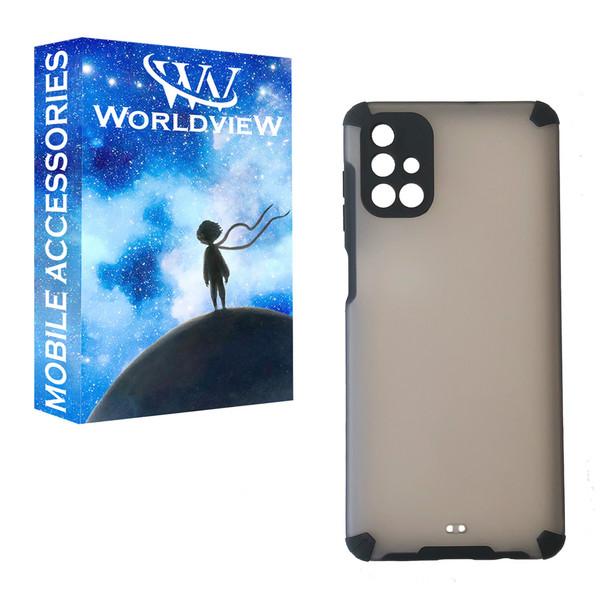 کاور وورلد ویو مدل WPC مناسب برای گوشی موبایل سامسونگ Galaxy M51
