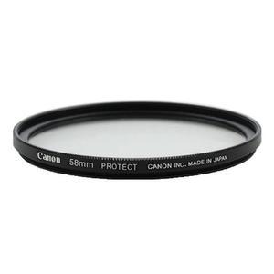 فیلتر لنز مدل screw-in uv 58mm