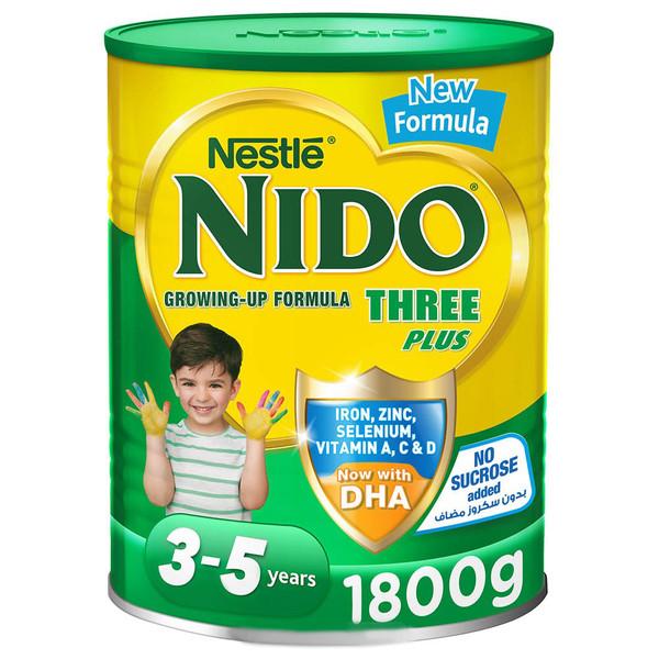 شیر خشک نیدو نستله - 1800 گرم