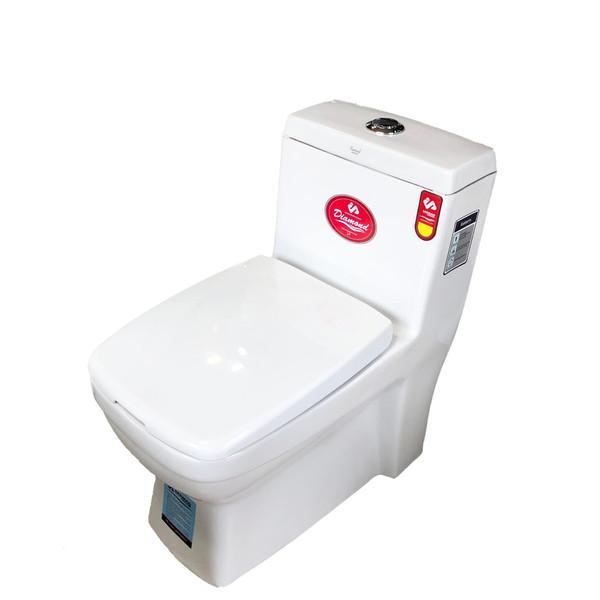 توالت فرنگی دیاموند کد ۱۲۴