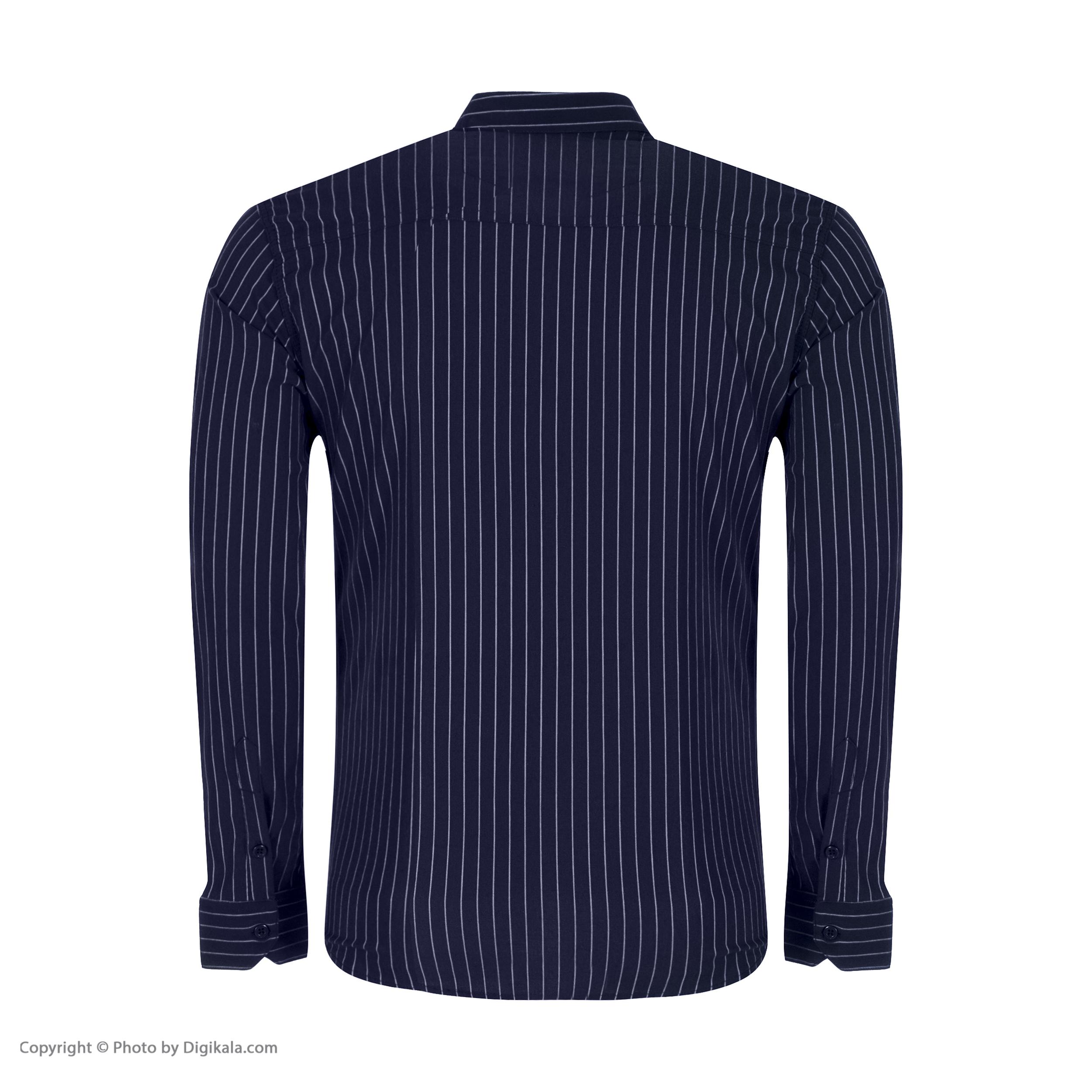 پیراهن مردانه پیکی پوش مدل M02350