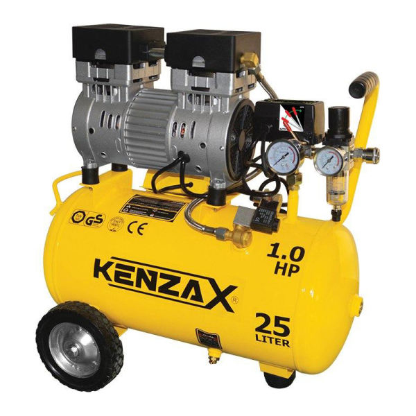 کمپرسور باد کنزاکس مدل KACS-124