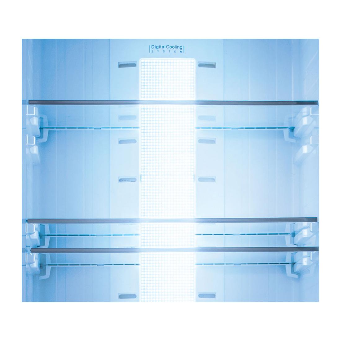 خرید                                     یخچال و فریزر دوقلو دوو مدل D4LR-0020MW/D4LF-0020MW