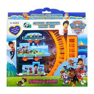 قطار بازی مدل سگ های نگهبان
