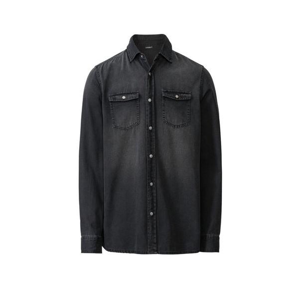 پیراهن آستین بلند مردانه لیورجی مدل IAN 317868