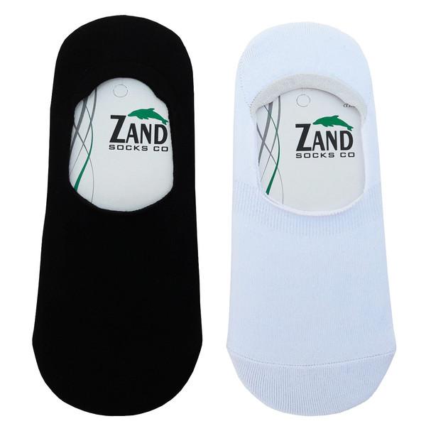 جوراب مردانه زند کد 22 - K A  مجموعه 2 عددی