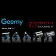 ست ماشین اصلاح موی سر و صورت جیمی مدل GM-563 thumb 2