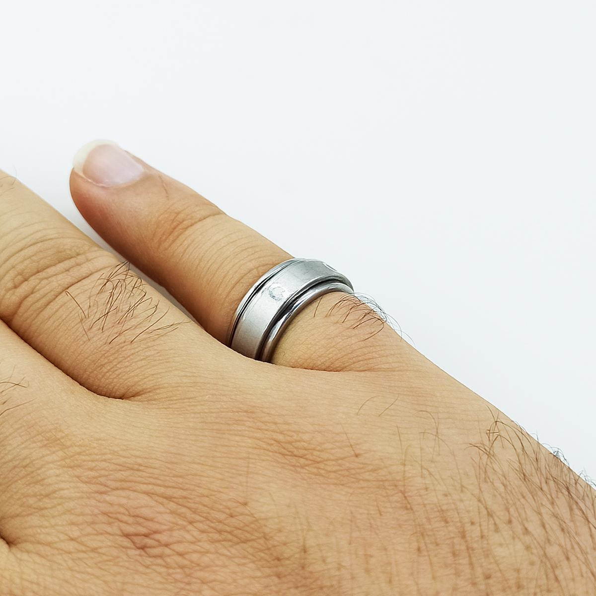 انگشتر زنانه سلین کالا مدل حلقه ce-As18