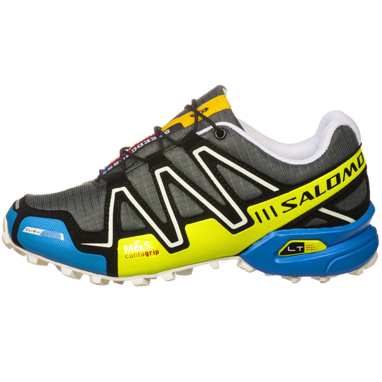 کفش طبیعت گردی مردانه سالومون مدل Speed Cross 3 BL7803