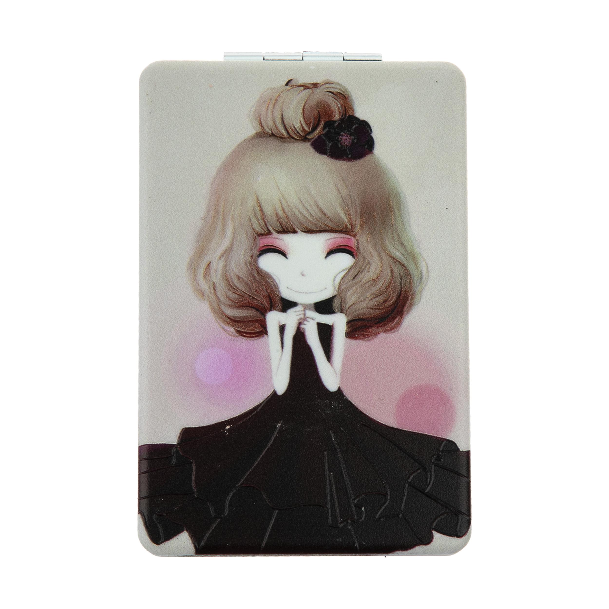 خرید                       آینه جیبی مدل BABY GIRL کد 30