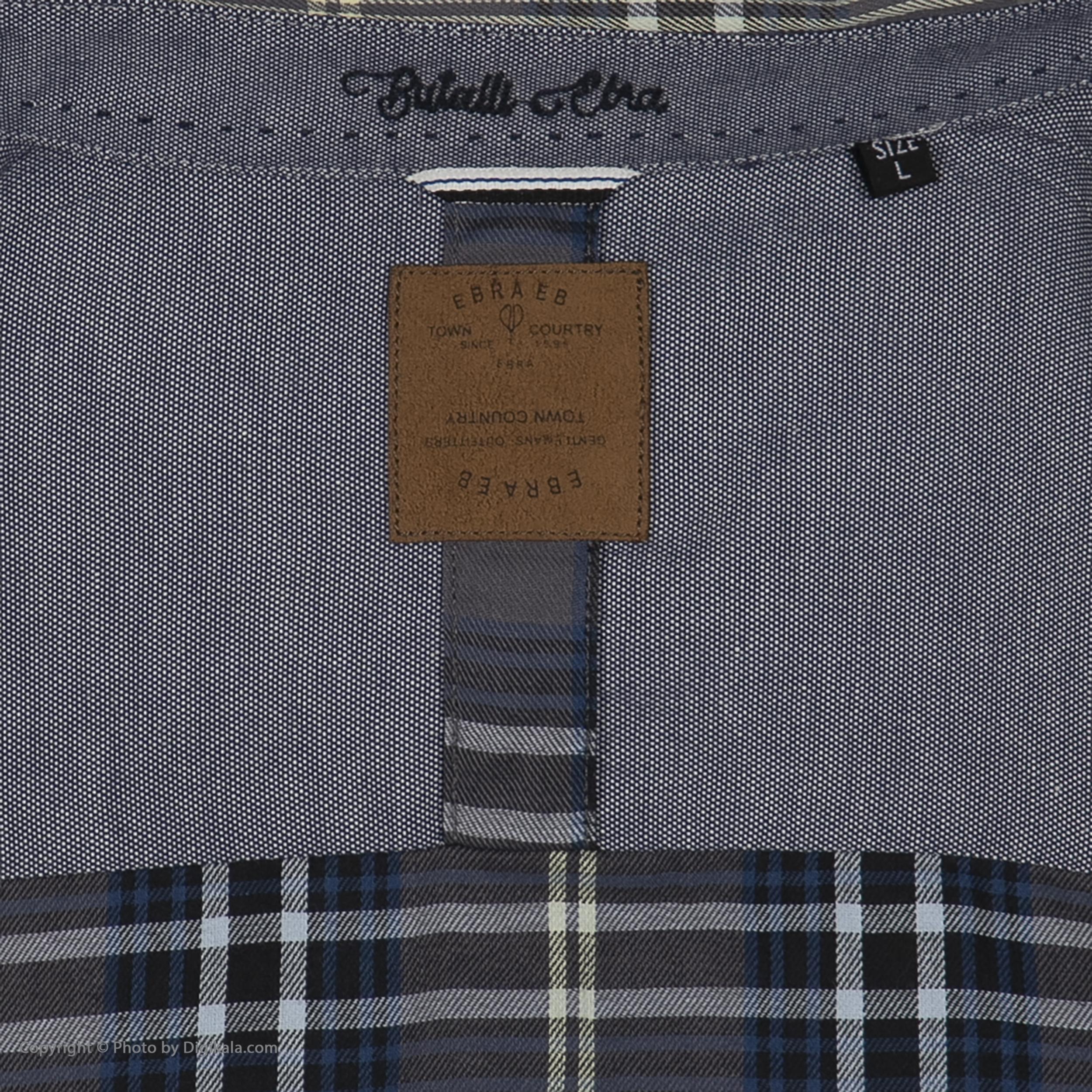 پیراهن مردانه مدل LS03 main 1 3