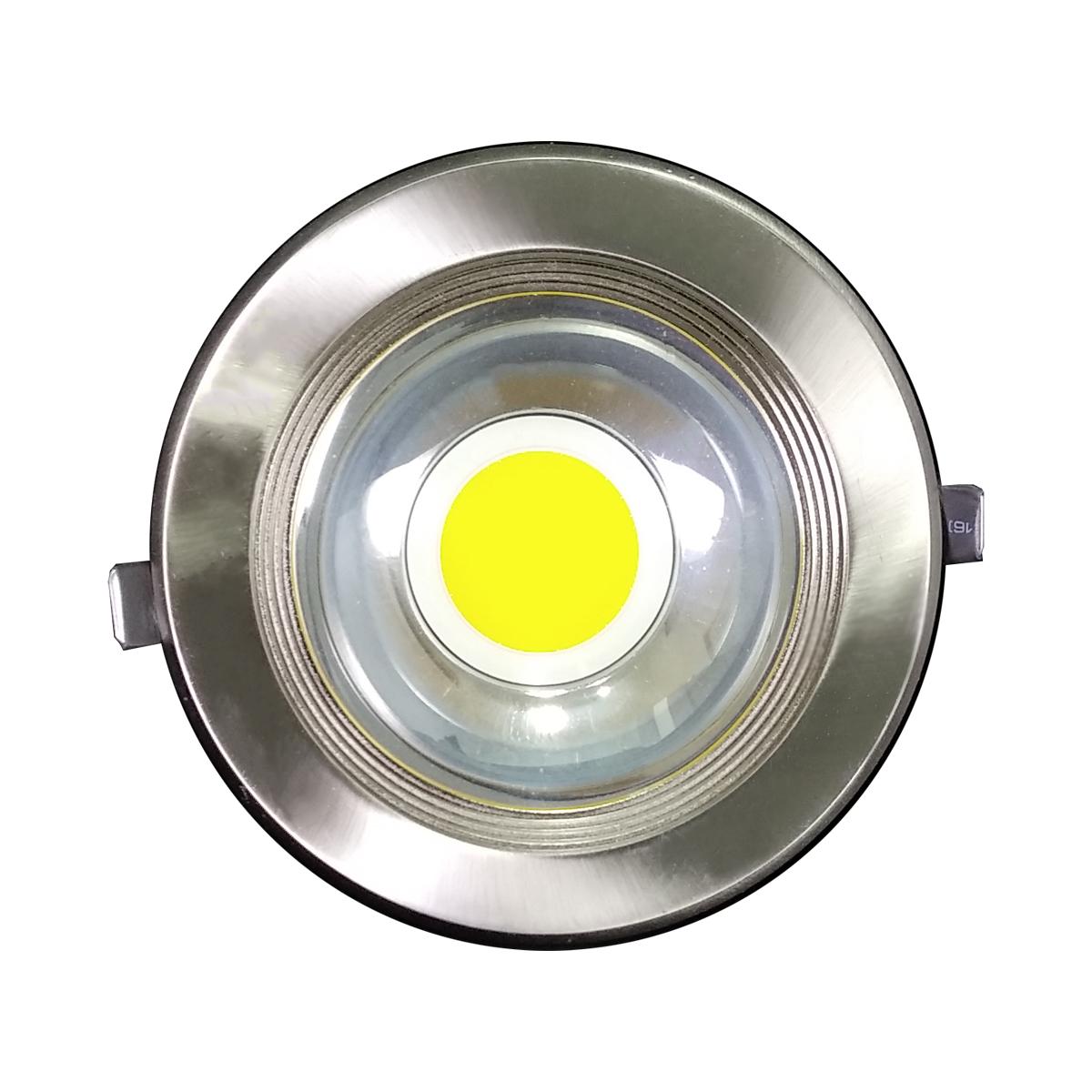 چراغ سقفی 10 وات شاهان مدل ZDO10 کد COB-10