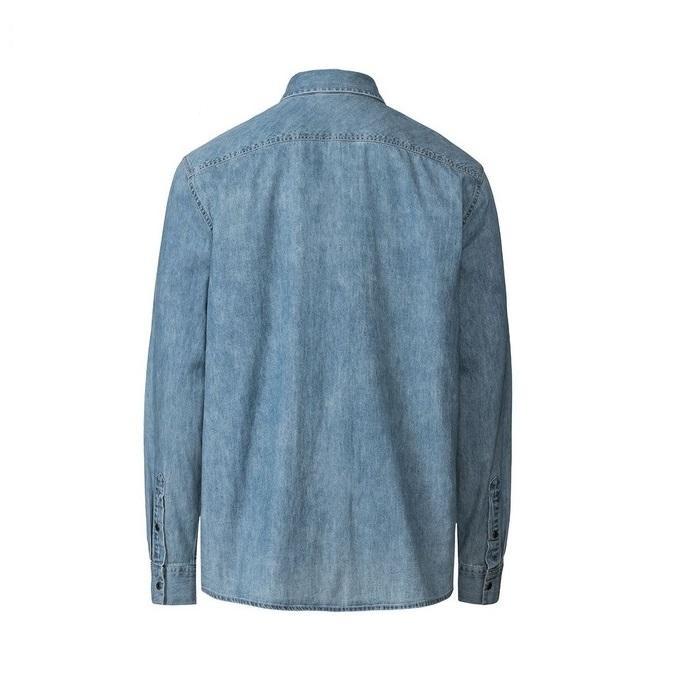 پیراهن آستین بلند مردانه لیورجی مدل MPB2 main 1 1