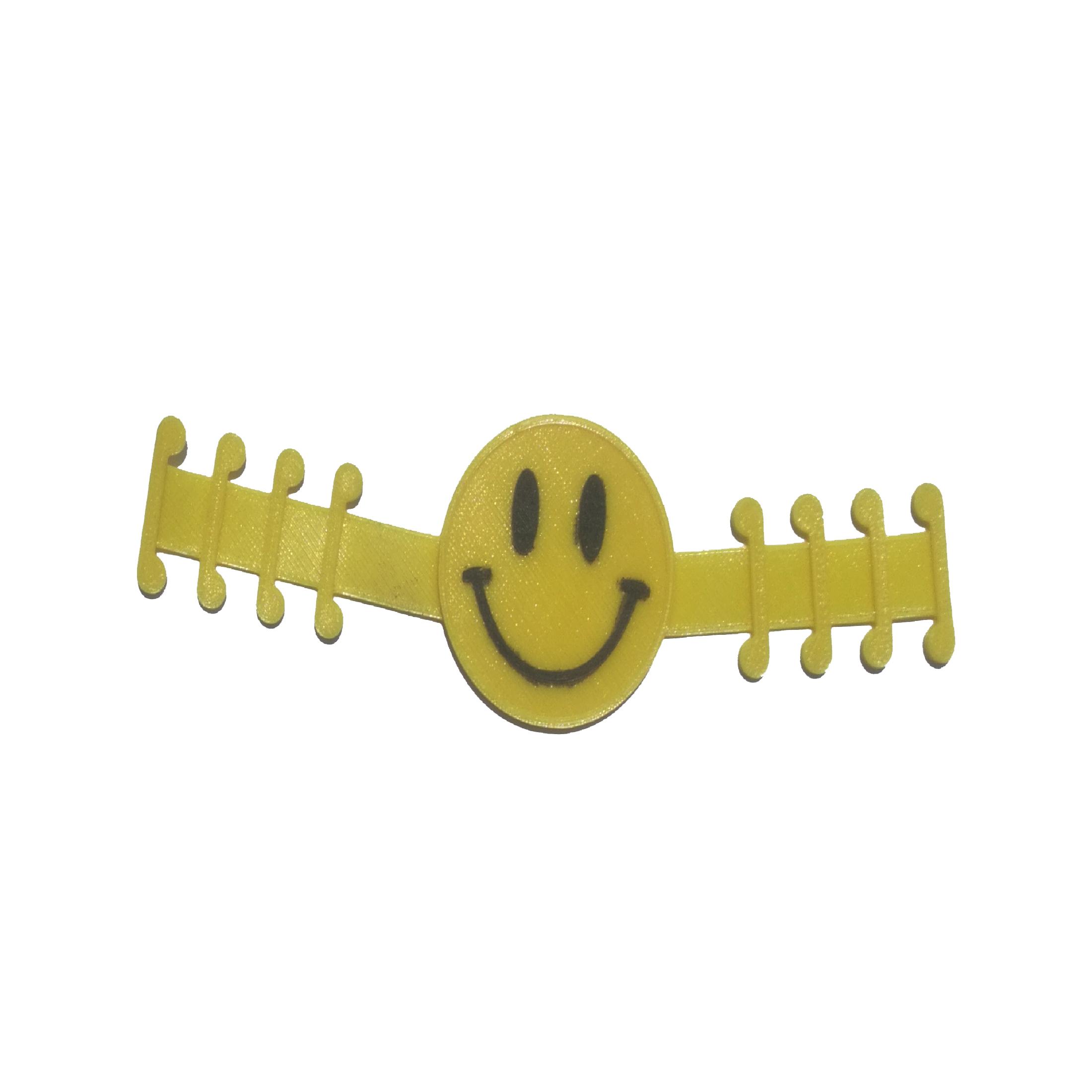 گیره نگهدارنده بند ماسک مدل لبخند