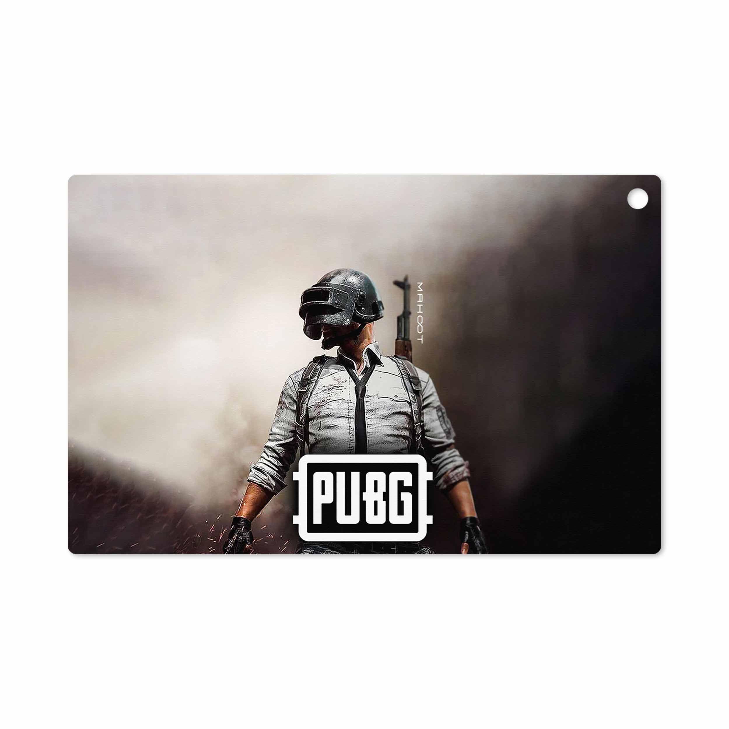 بررسی و خرید [با تخفیف]                                     برچسب پوششی ماهوت مدل Pubg-Game مناسب برای تبلت سونی Xperia Z2 Tablet LTE 2014                             اورجینال