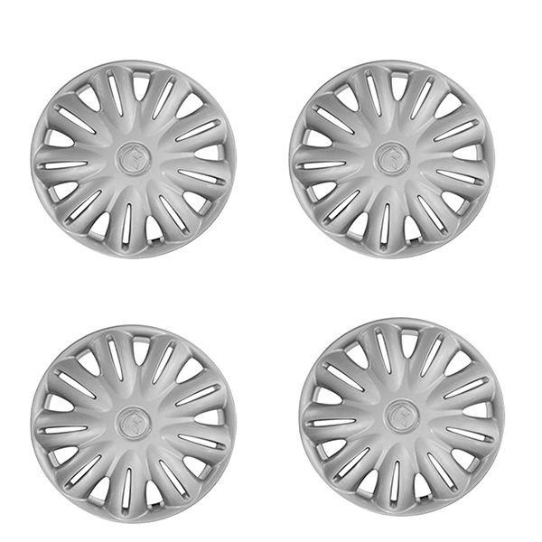 قالپاق چرخ مدل kpn-s سایز 15 اینچ مناسب برای سمند بسته 4 عددی