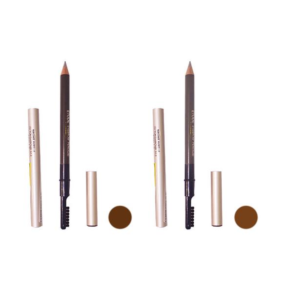 مداد ابرو اتود مدل Corporation شماره 31 به همراه مداد ابرو اتود مدل Corporation شماره 35