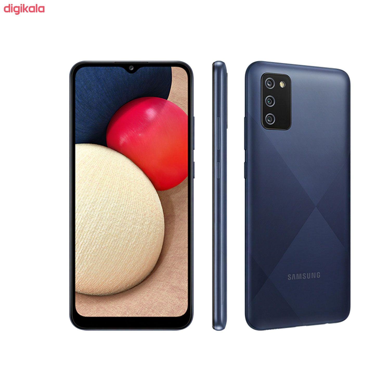 گوشی موبایل سامسونگ مدل Galaxy A02s SM-A025F/DS دو سیم کارت ظرفیت 64 گیگابایت و رم 4 گیگابایت main 1 3