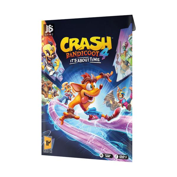 بازی Crash Bandicoot4: Its About Time مخصوص PC نشر جی بی تیم