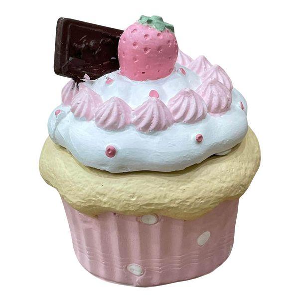 جعبه جواهرات طرح کاپ کیک کد 02