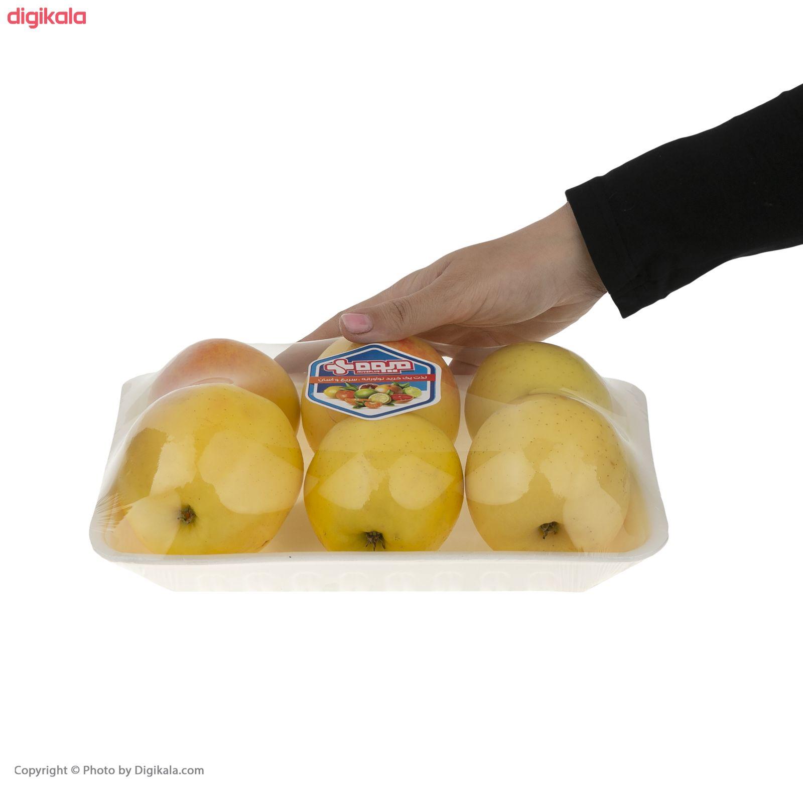 سیب زرد میوه پلاس - 1 کیلوگرم main 1 5