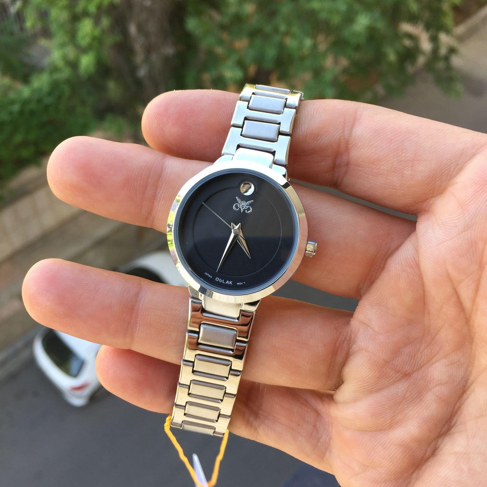 ساعت مچی عقربه ای زنانه اوبلاک مدل 72694 -  - 3