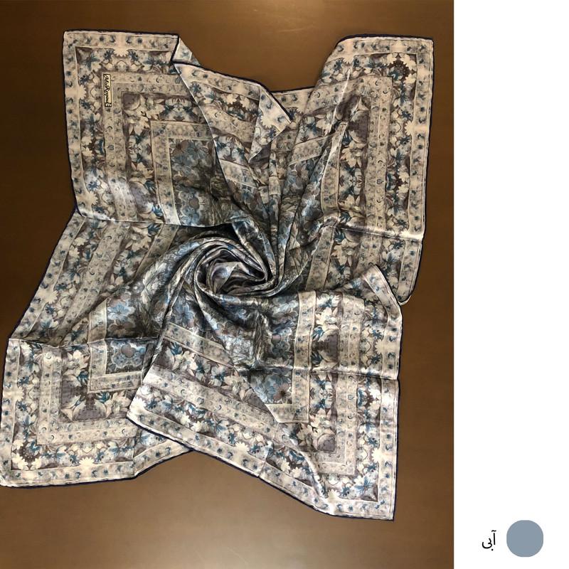 روسری زنانه طرح گل کد 273