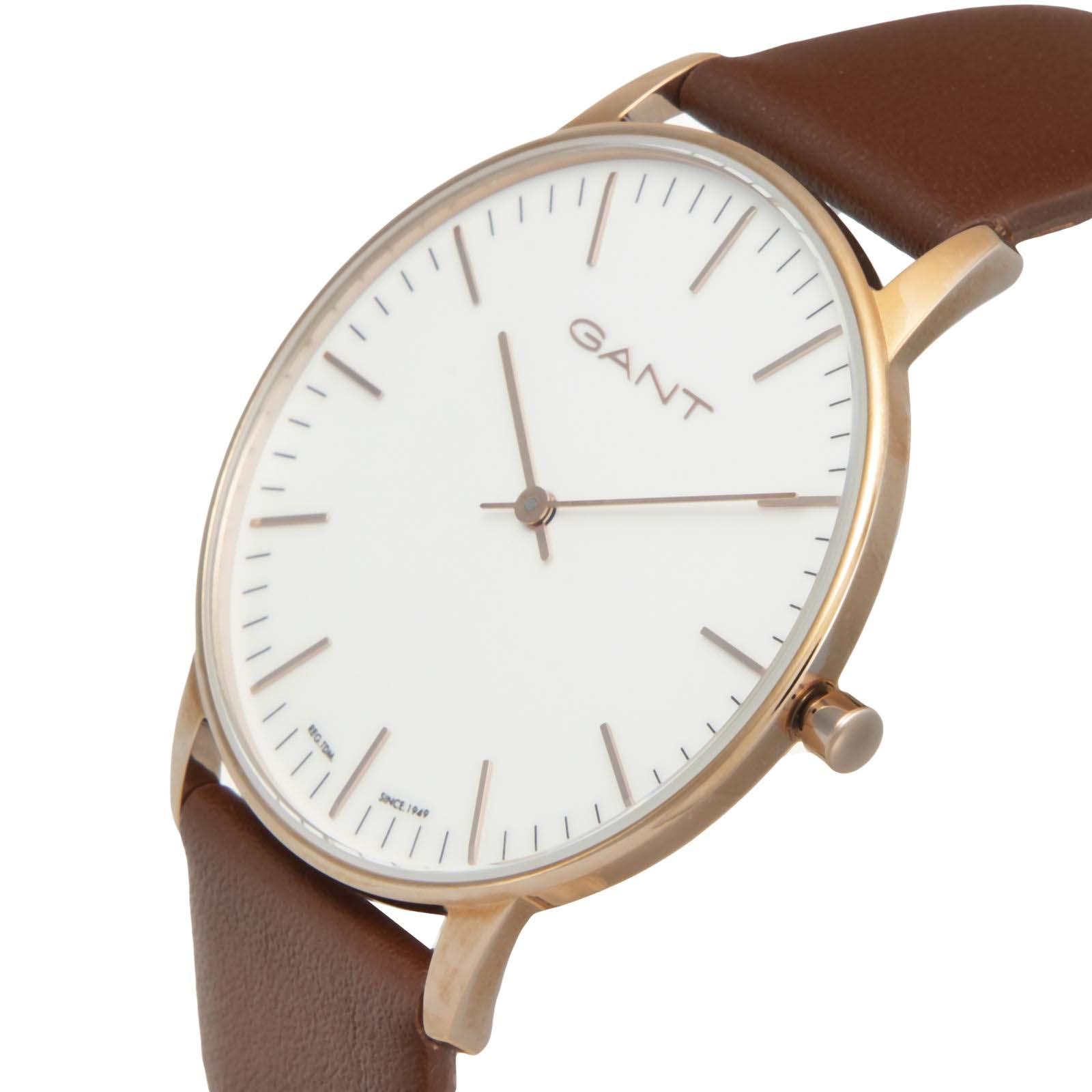 ساعت مچی عقربهای مردانه گنت مدل GT039005