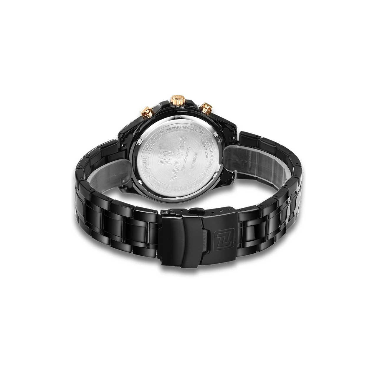خرید                                     ساعت مچی عقربهای مردانه نیوی فورس مدل NF9089M RG