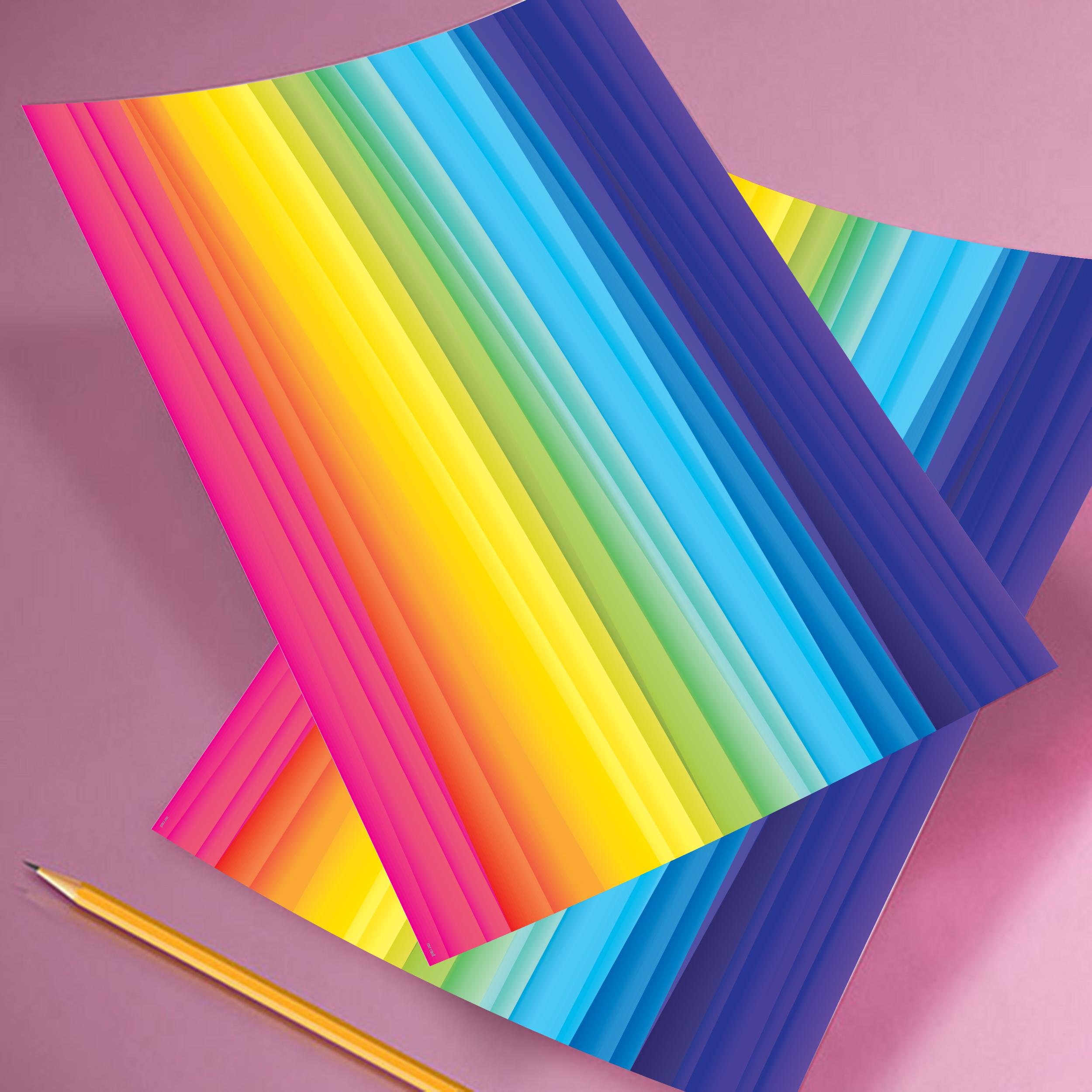 کاغذ رنگی A4 مستر راد مدل رنگارنگ بسته 10 عددی main 1 11