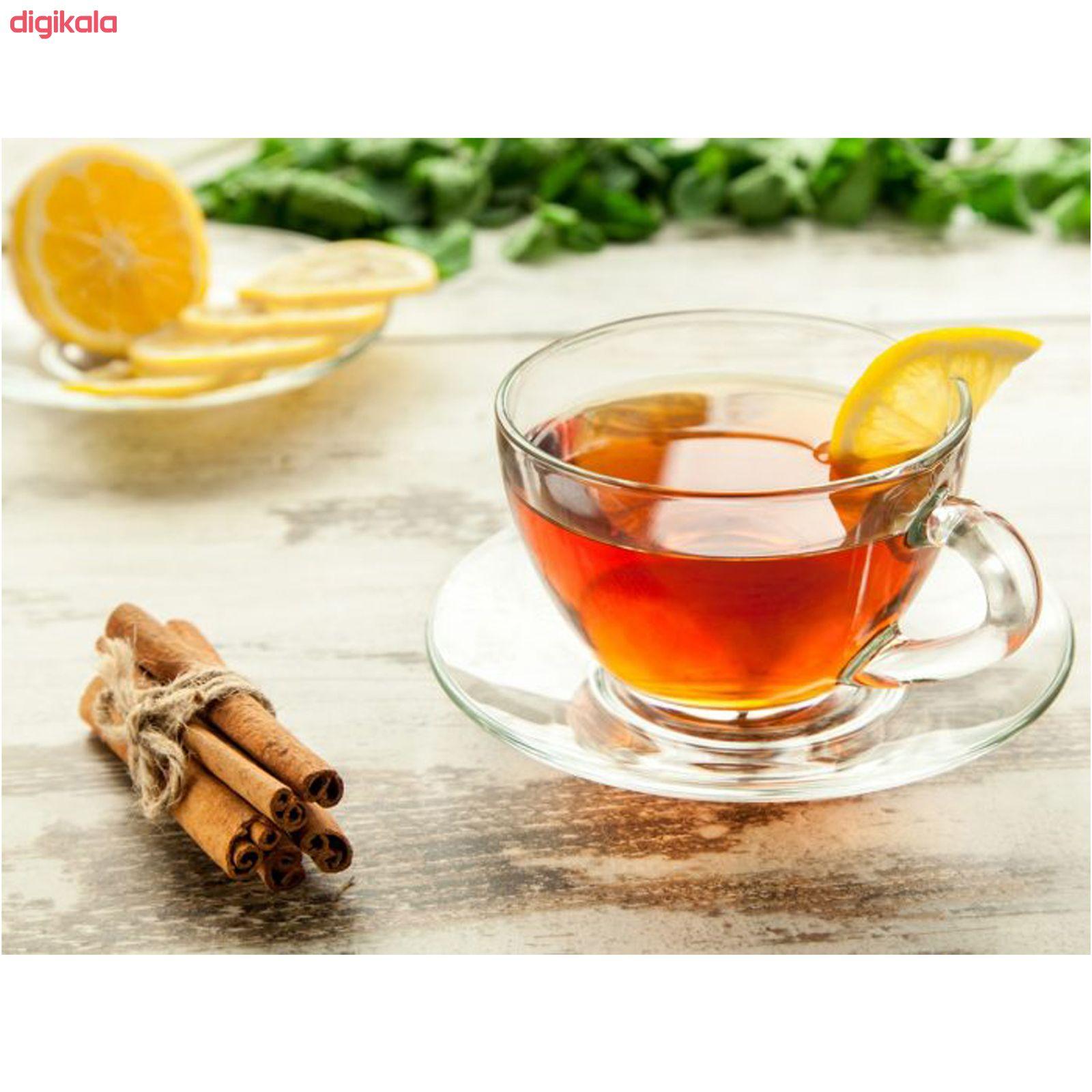 چای کیسه ای شهرزاد بسته 100 عددی main 1 7
