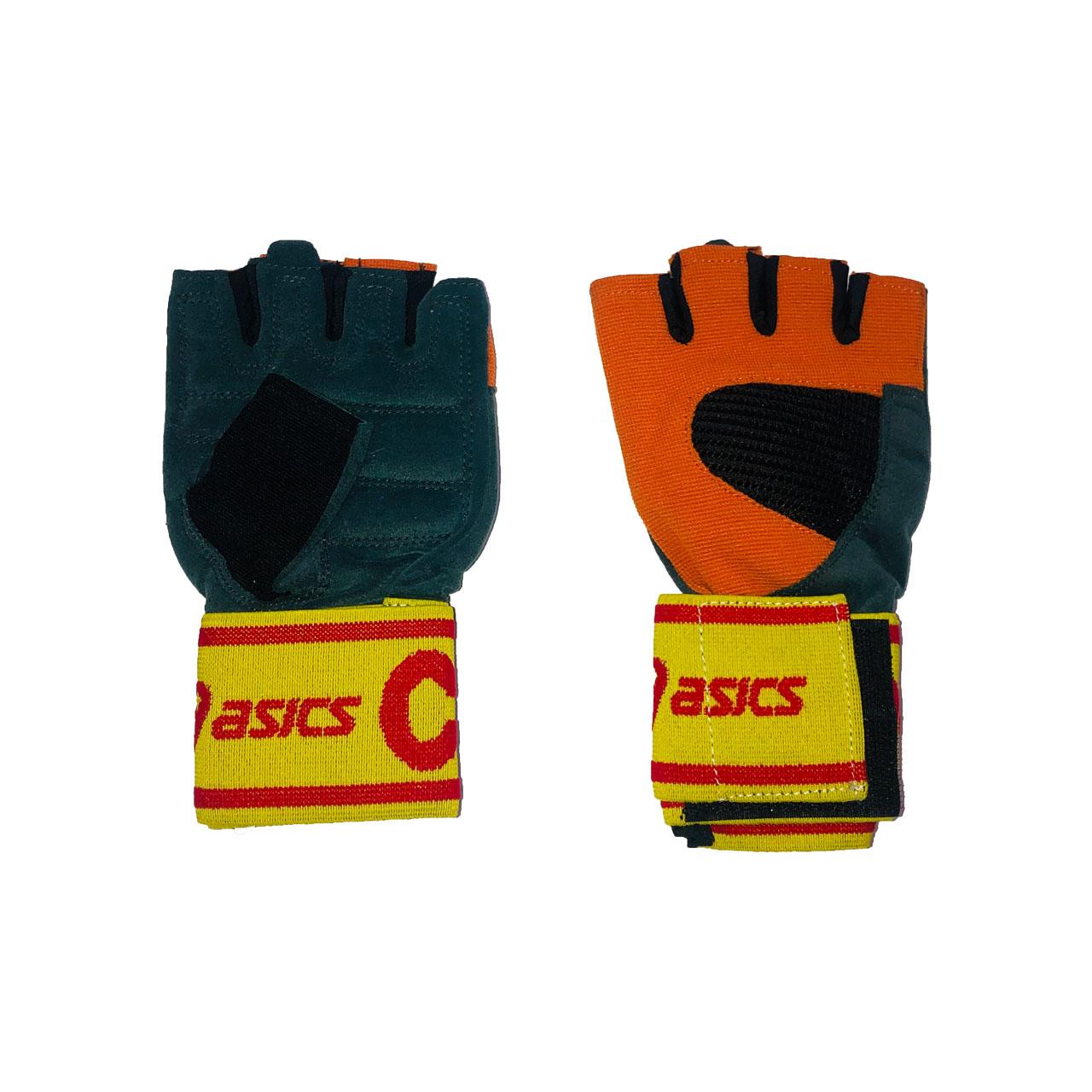 دستکش بدنسازی مدل a05