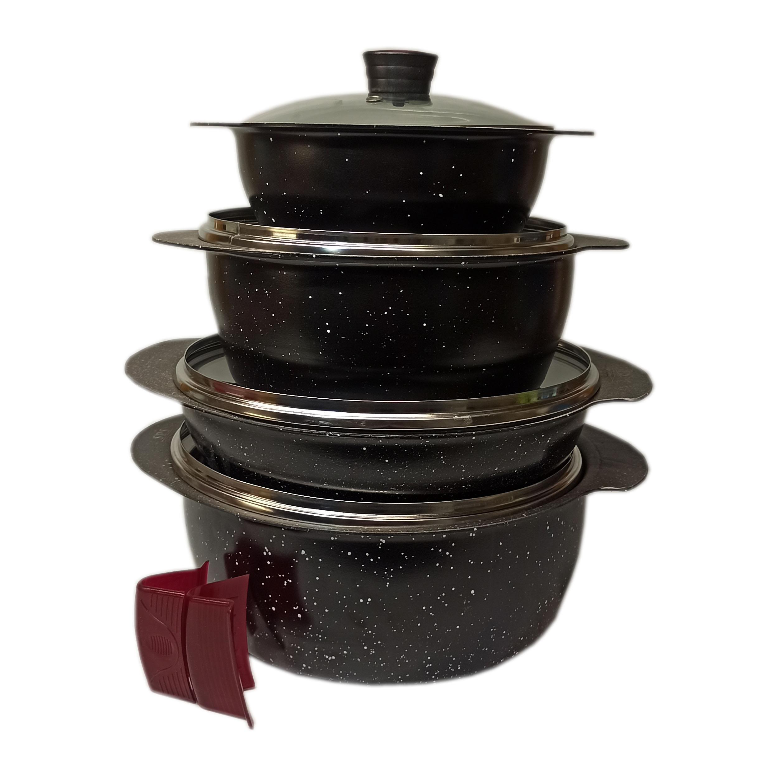 سرویس پخت و پز 10پارچه اس پی اس مدل 1814
