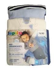 تی شرت نوزادی لوپیلو کد B-03 مجموعه سه عددی -  - 6