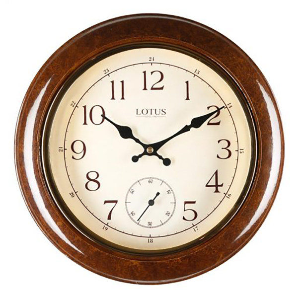 ساعت دیواری لوتوس مدل LO-6034