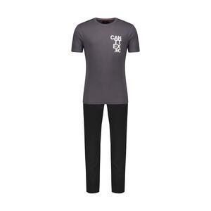 ست تی شرت و شلوار مردانه دل مد گروپ مدل 249100615