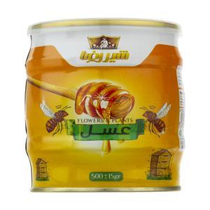 عسل شیررضا 500 گرمی