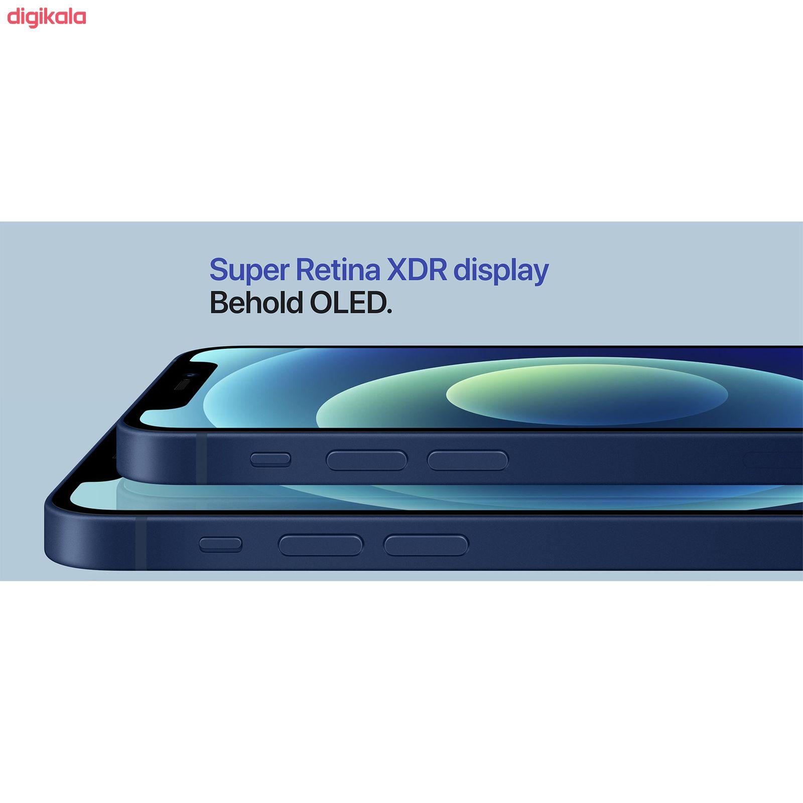 گوشی موبایل اپل مدل iPhone 12 A2404 دو سیم کارت ظرفیت 128 گیگابایت  main 1 5