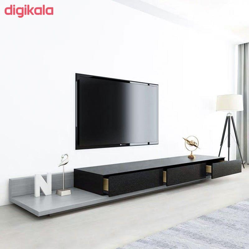 میز تلویزیون دیواری مدل MTVBL200 main 1 1