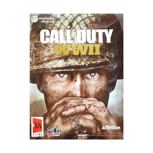 بازی Call of duty WWll مخصوص PC