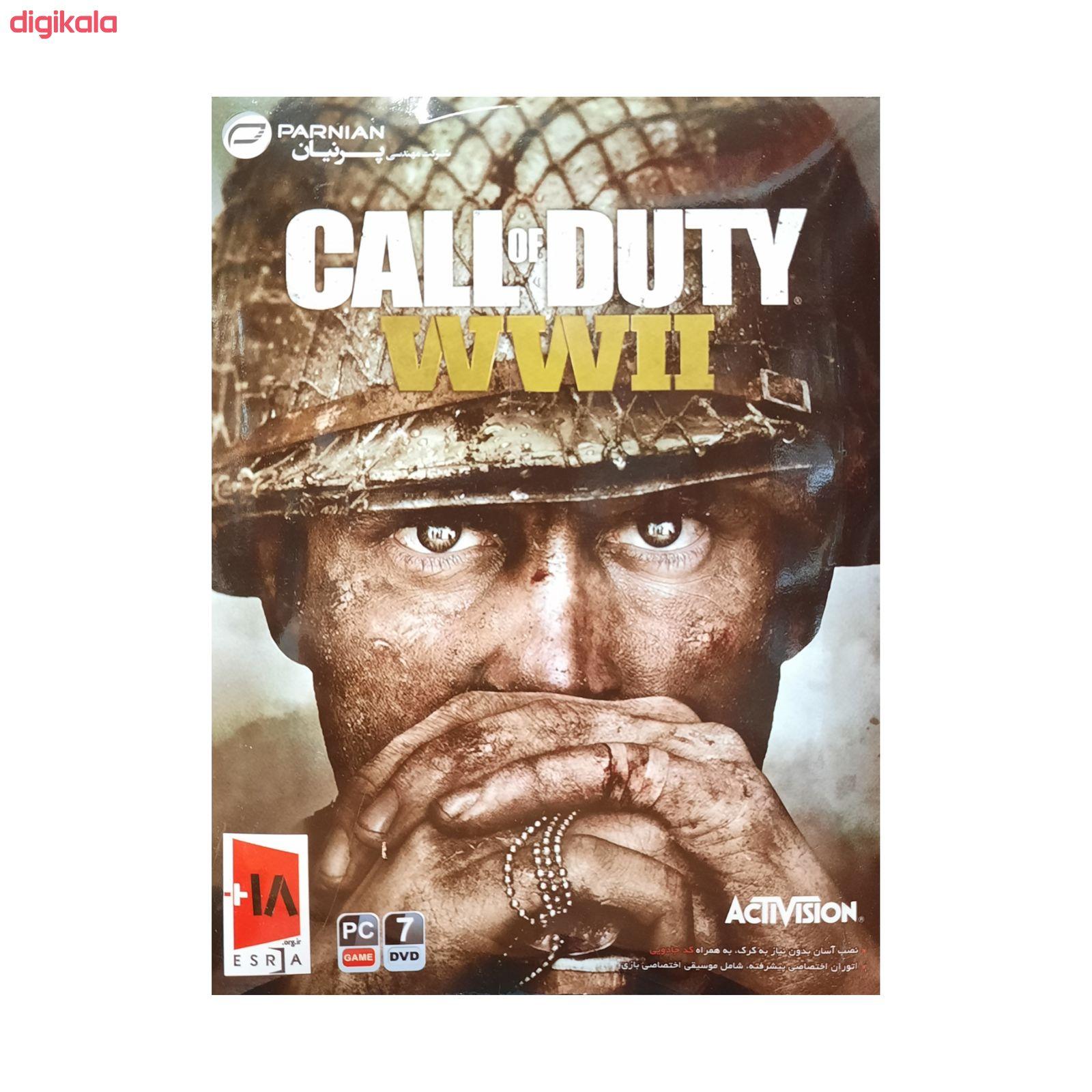 بازی Call of duty WWll مخصوص PC main 1 1