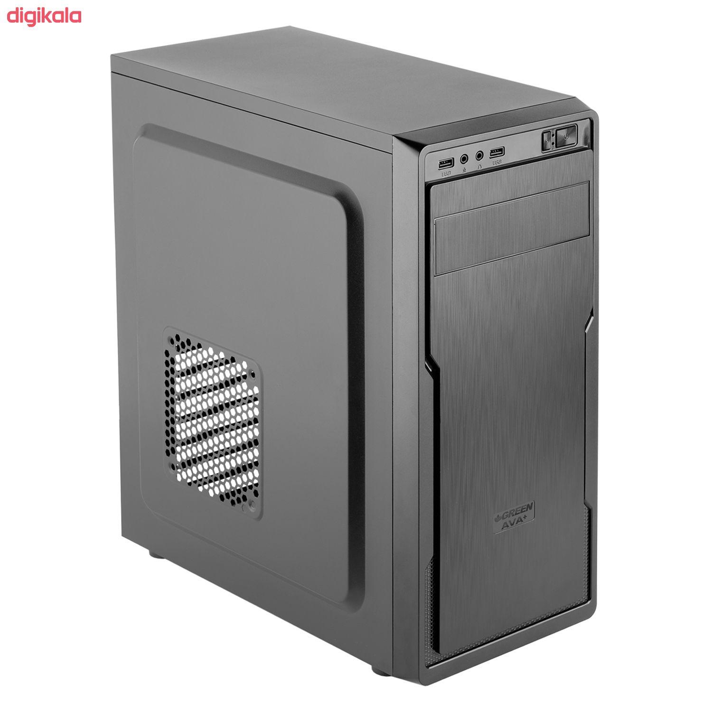 کیس کامپیوتر گرین مدل AVA Plus main 1 6