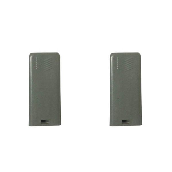 شاسی قفل در خودرو مدل KM 2547 مناسب برای پراید بسته 2 عددی