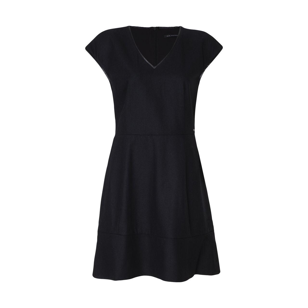 پیراهن زنانه آرمانی اکسچنج مدل 6ZYA01YNEEZ-1200